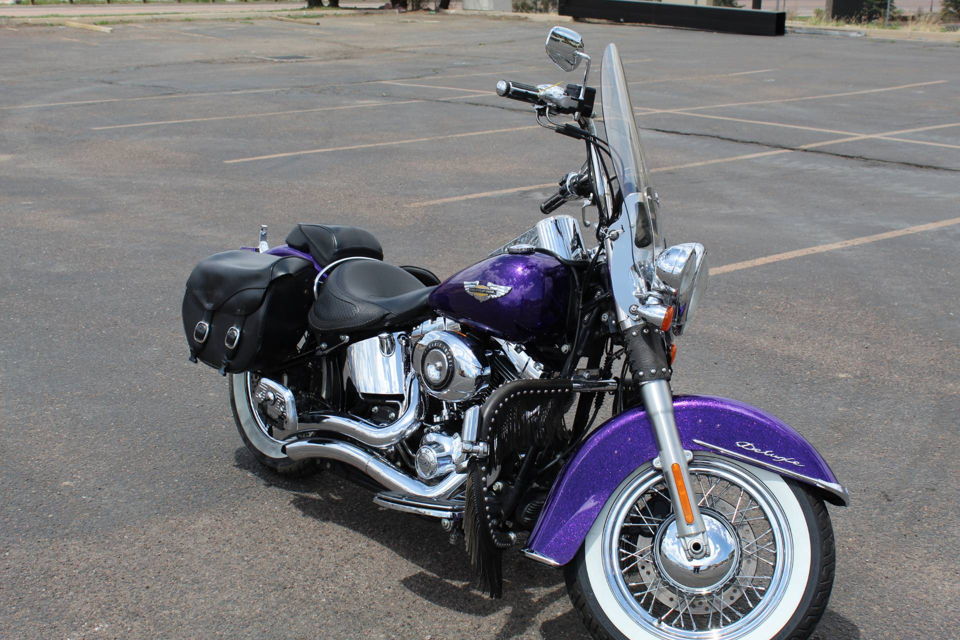 2014 Harley-Davidson Softail® Deluxe in Colorado Springs, Colorado - Photo 2