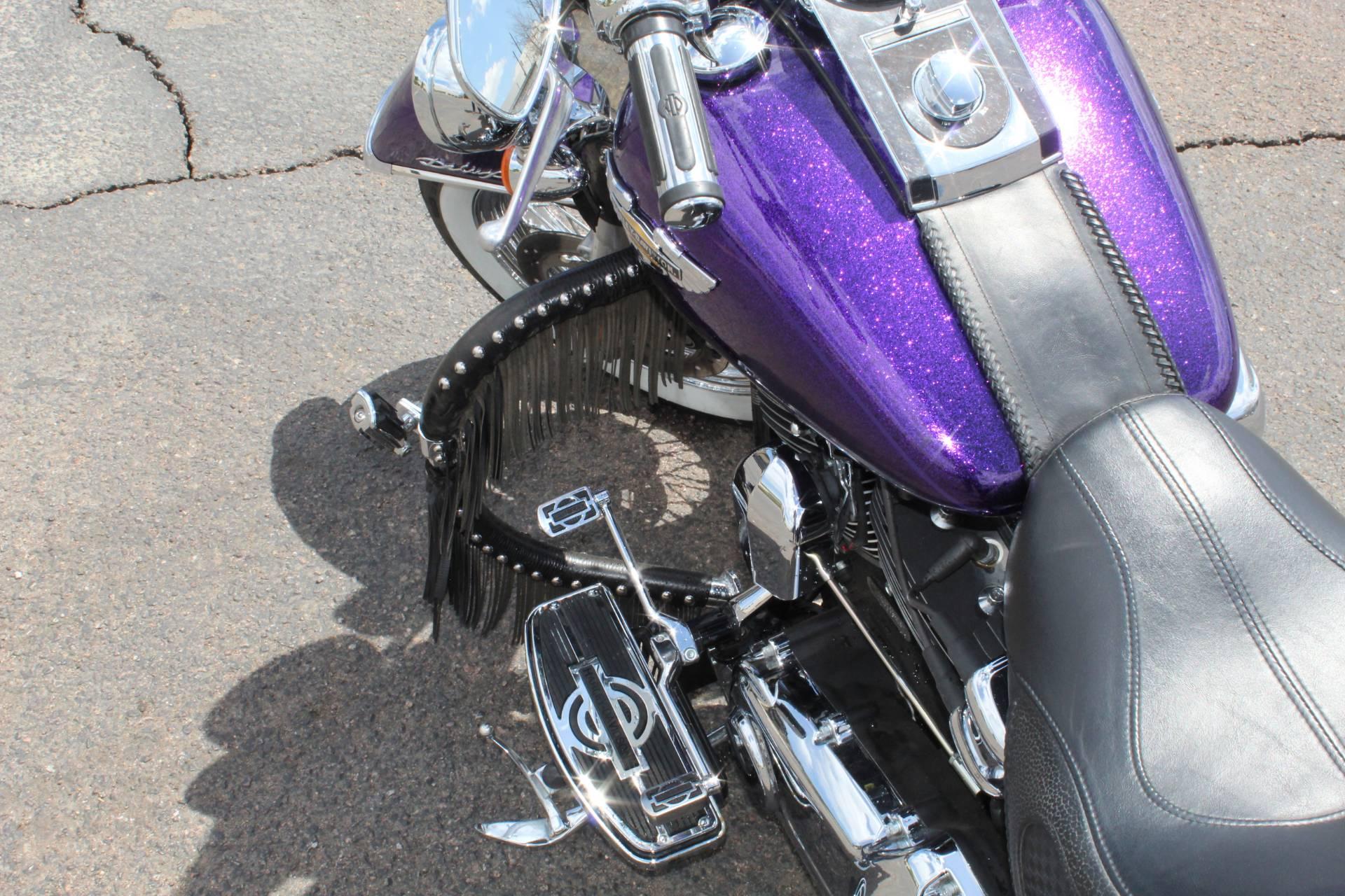 2014 Harley-Davidson Softail® Deluxe in Colorado Springs, Colorado - Photo 9