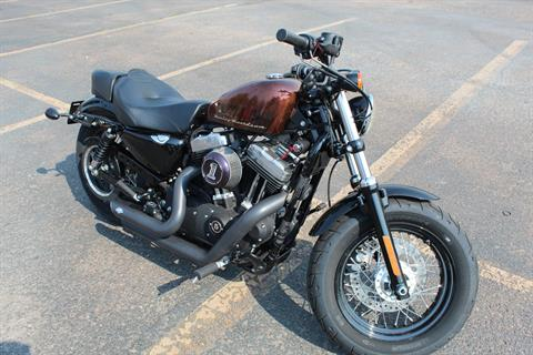 2014 Harley-Davidson Sportster® Forty-Eight® in Colorado Springs, Colorado - Photo 2