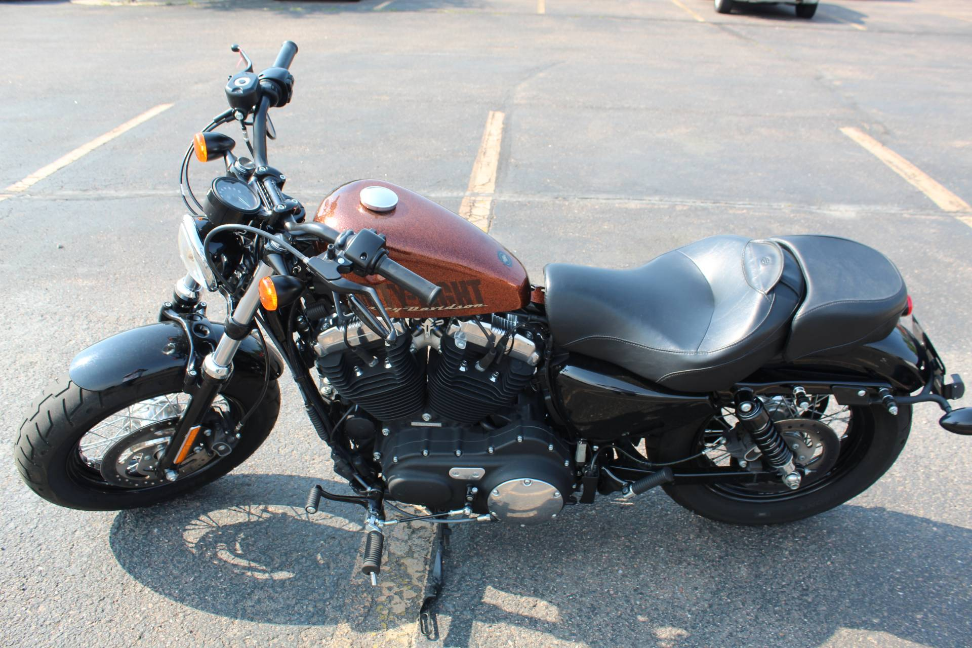 2014 Harley-Davidson Sportster® Forty-Eight® in Colorado Springs, Colorado - Photo 5