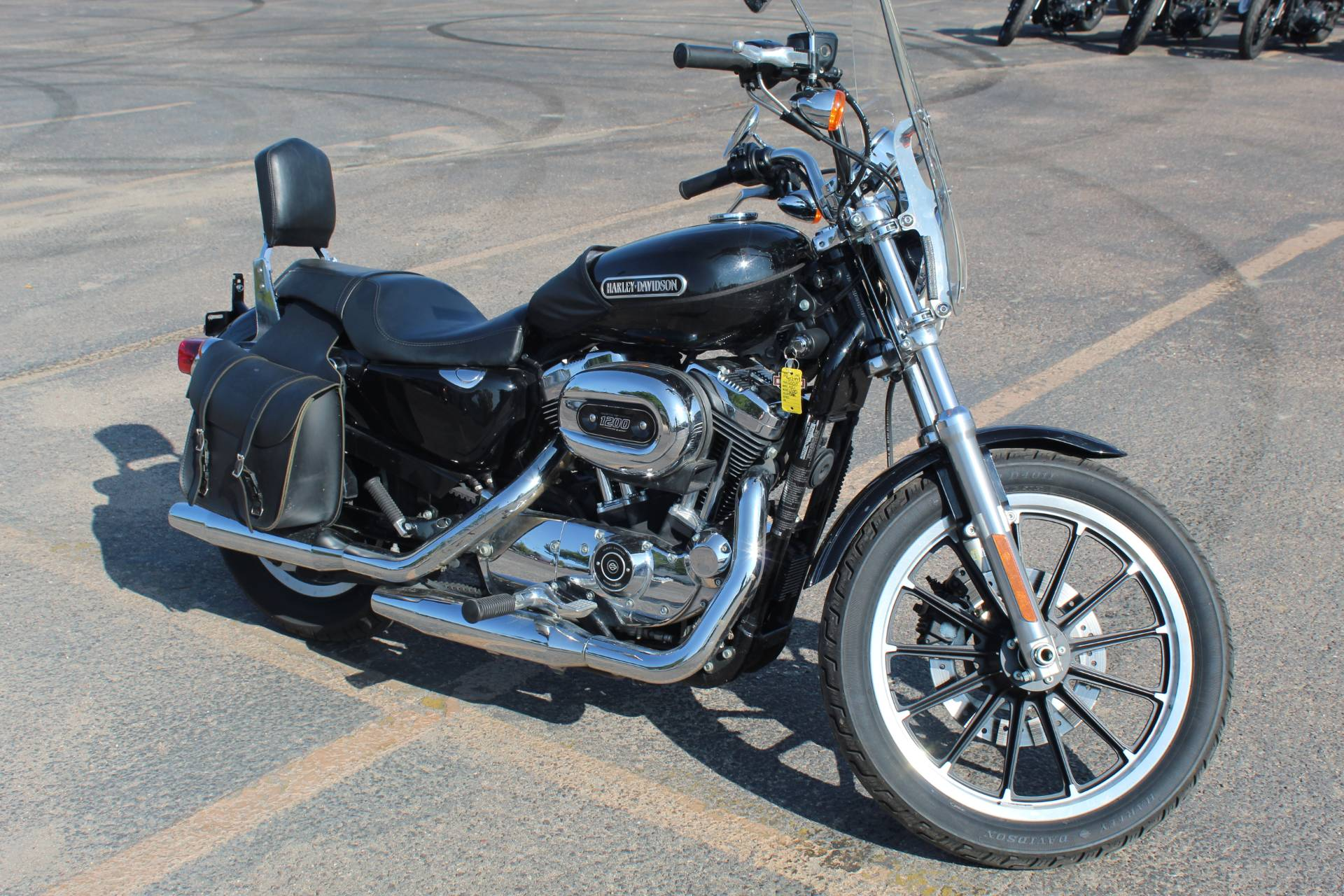 2008 Harley-Davidson Sportster® 1200 Low in Colorado Springs, Colorado - Photo 2