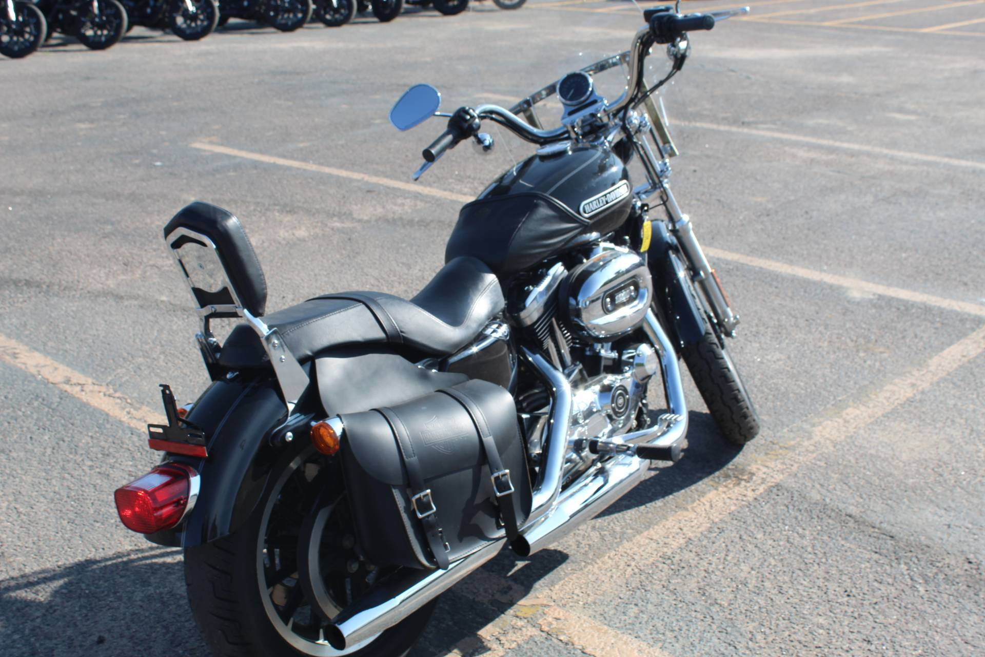 2008 Harley-Davidson Sportster® 1200 Low in Colorado Springs, Colorado - Photo 8