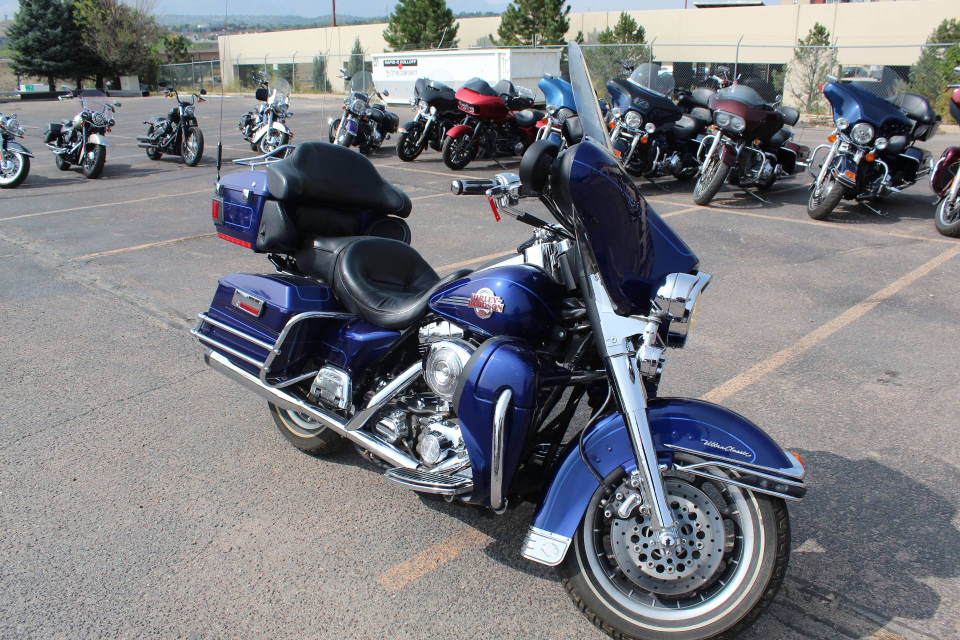 2006 Harley-Davidson Ultra Classic® Electra Glide® in Colorado Springs, Colorado - Photo 2