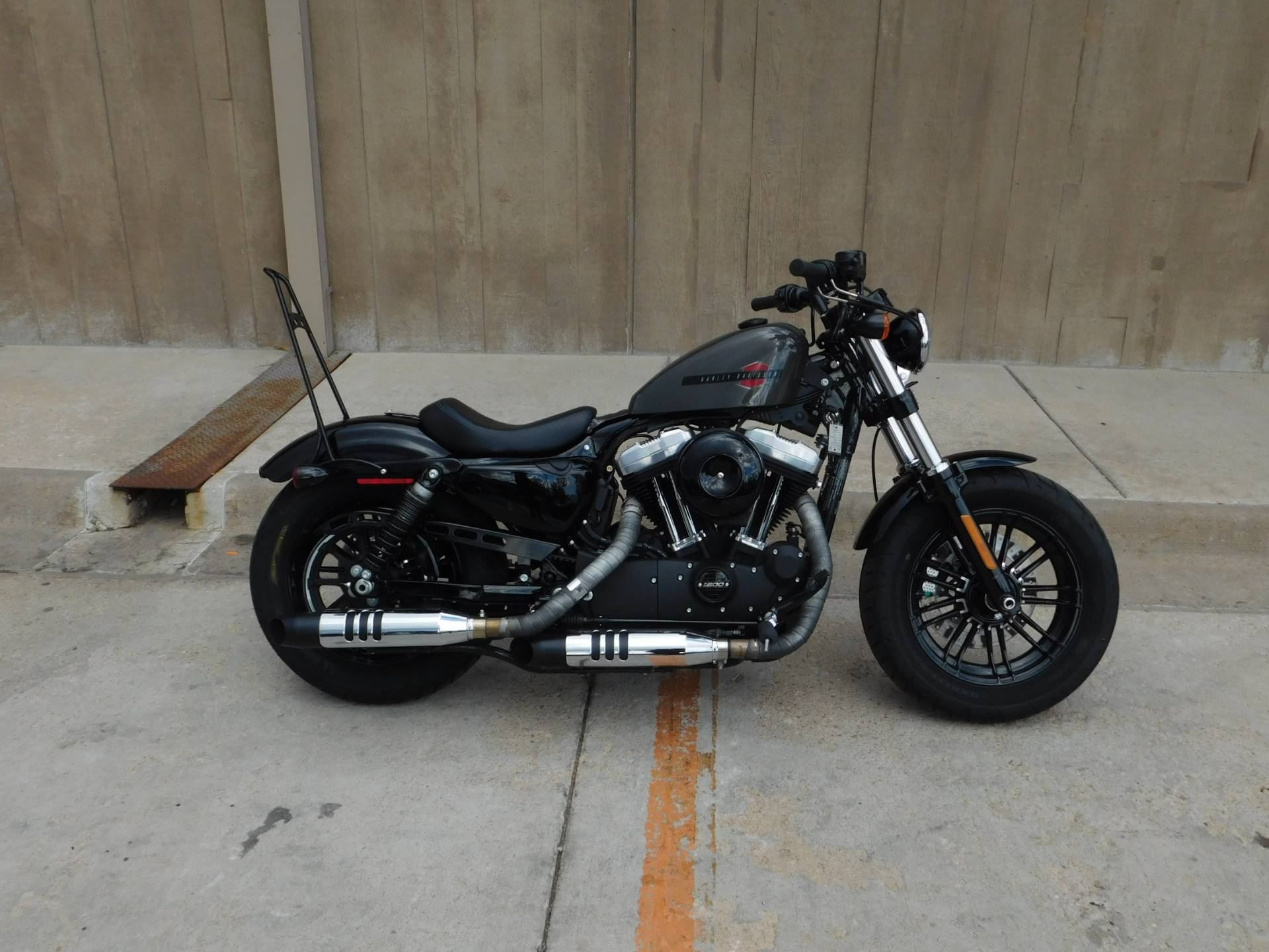 2019 Harley-Davidson Forty-Eight® in Colorado Springs, Colorado - Photo 1