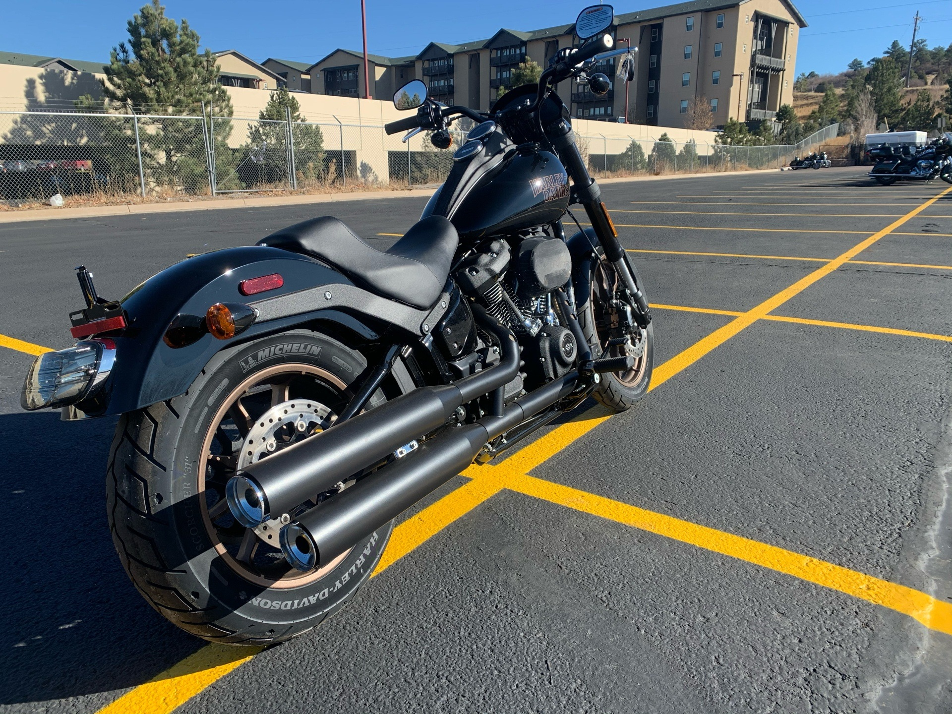 2020 Harley-Davidson Low Rider®S in Colorado Springs, Colorado - Photo 8
