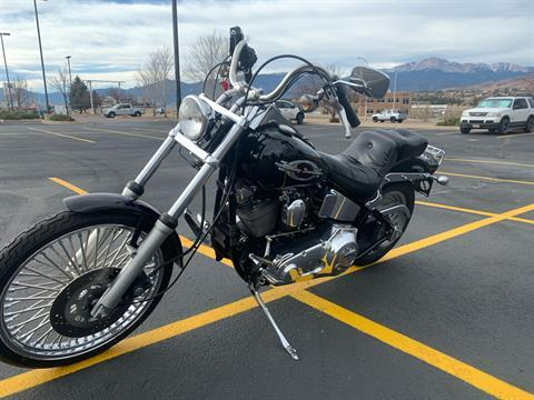 1993 Harley-Davidson Softail Custom in Colorado Springs, Colorado - Photo 4