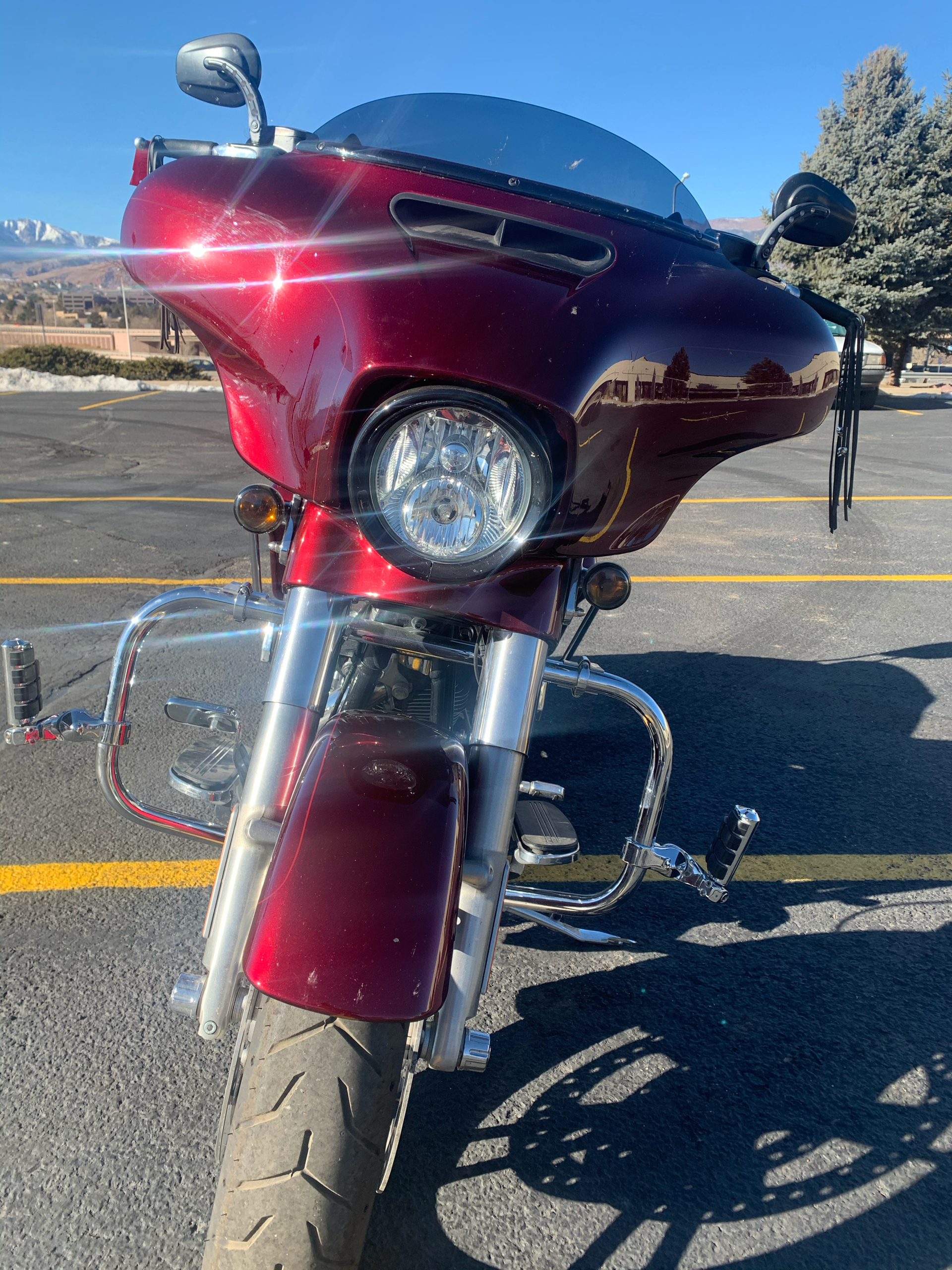 2014 Harley-Davidson Street Glide® Special in Colorado Springs, Colorado - Photo 3