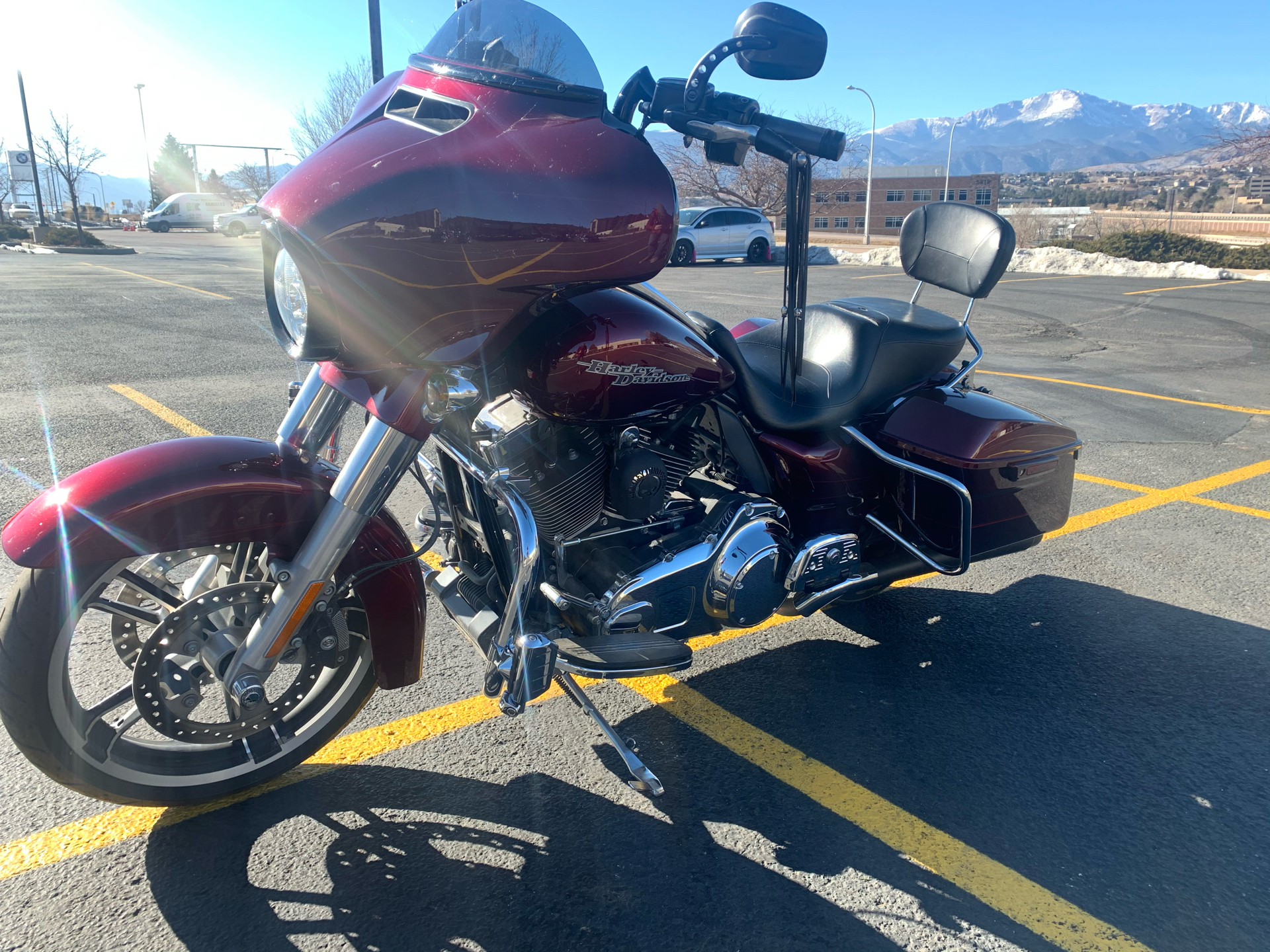 2014 Harley-Davidson Street Glide® Special in Colorado Springs, Colorado - Photo 4