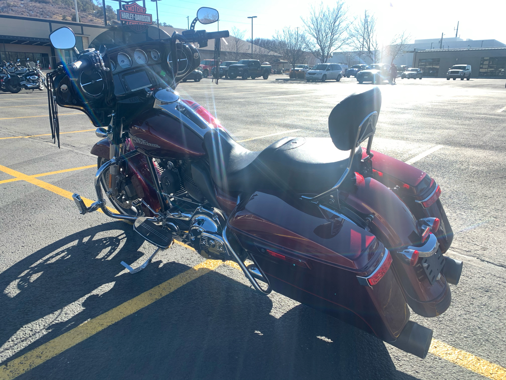 2014 Harley-Davidson Street Glide® Special in Colorado Springs, Colorado - Photo 6