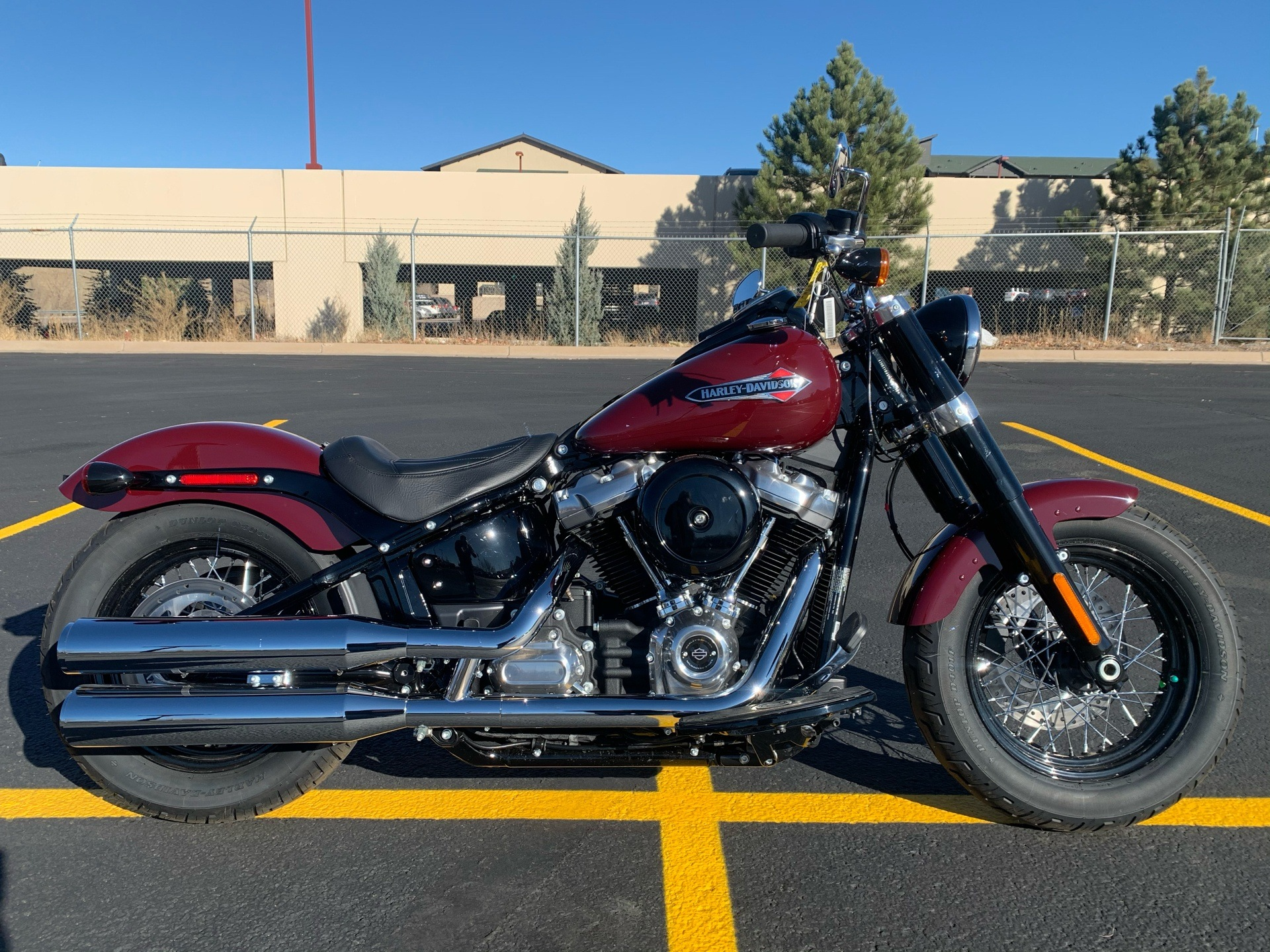 2020 Harley-Davidson Softail Slim® in Colorado Springs, Colorado - Photo 1