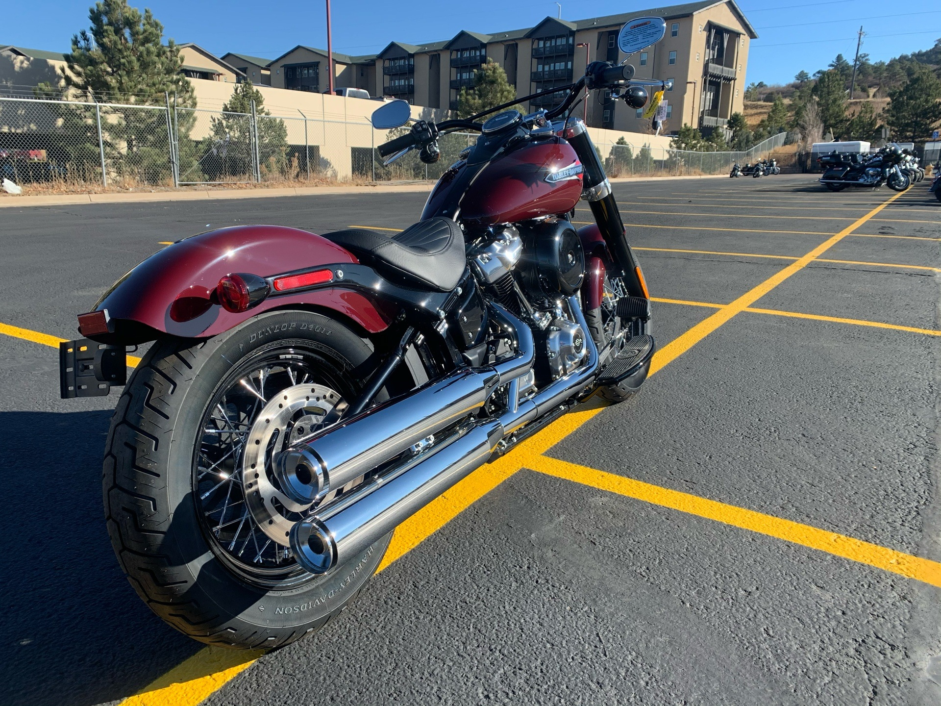 2020 Harley-Davidson Softail Slim® in Colorado Springs, Colorado - Photo 8