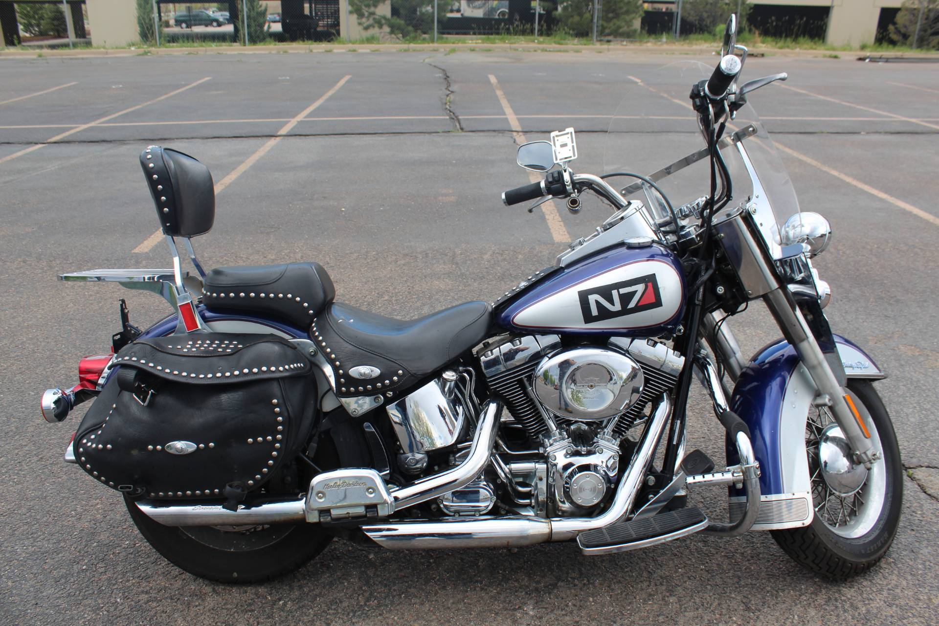 2006 Harley-Davidson Heritage Softail® in Colorado Springs, Colorado - Photo 1