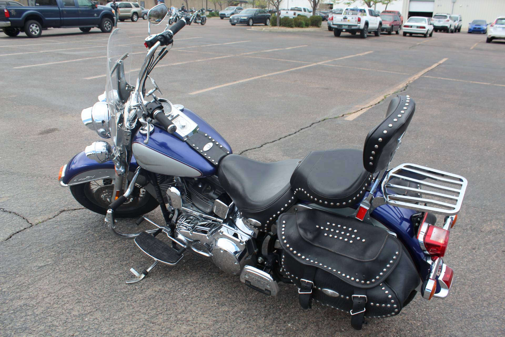2006 Harley-Davidson Heritage Softail® in Colorado Springs, Colorado - Photo 6