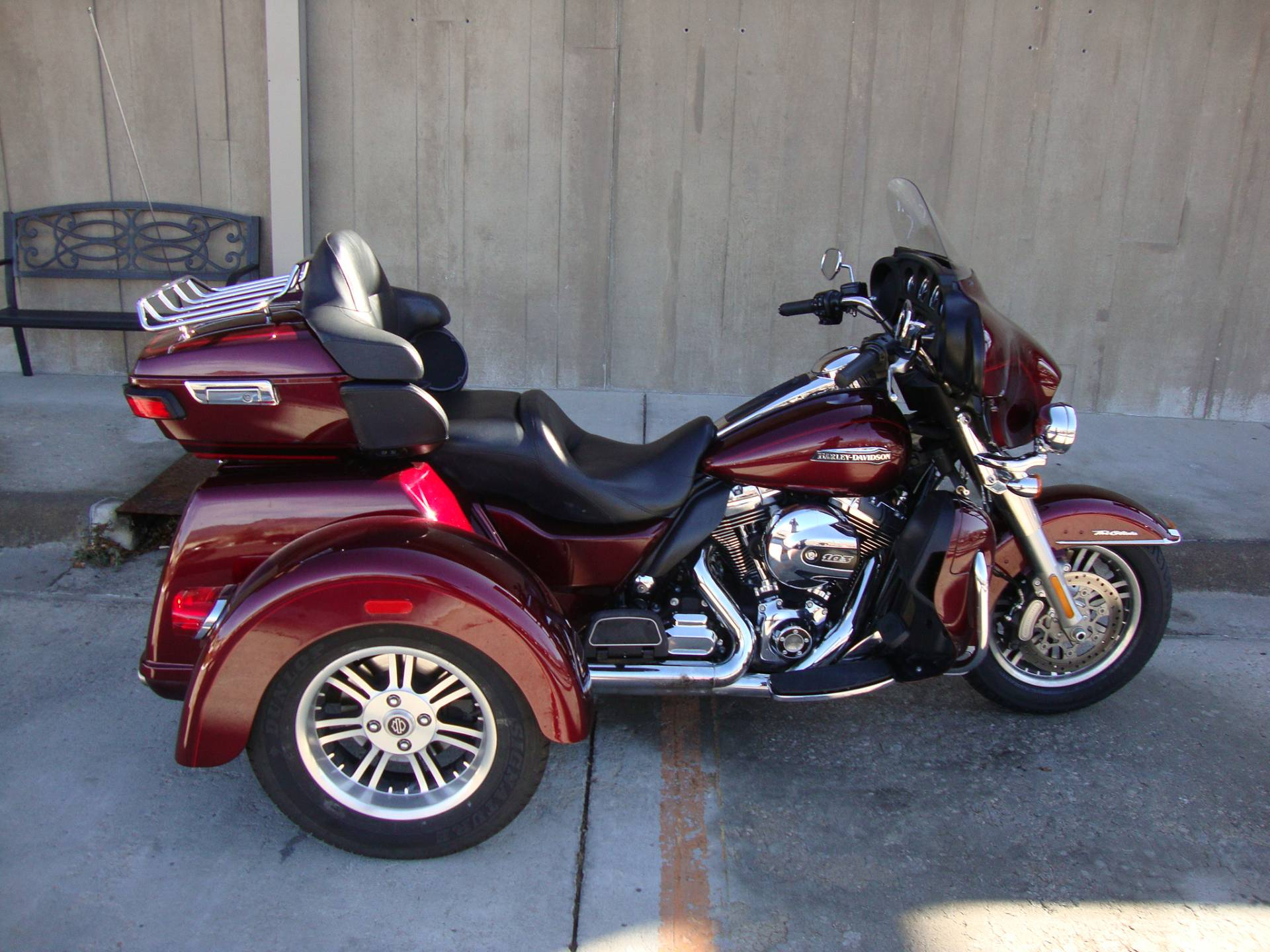 2015 Harley-Davidson Tri Glide&#174 Ultra in Colorado Springs, Colorado - Photo 1
