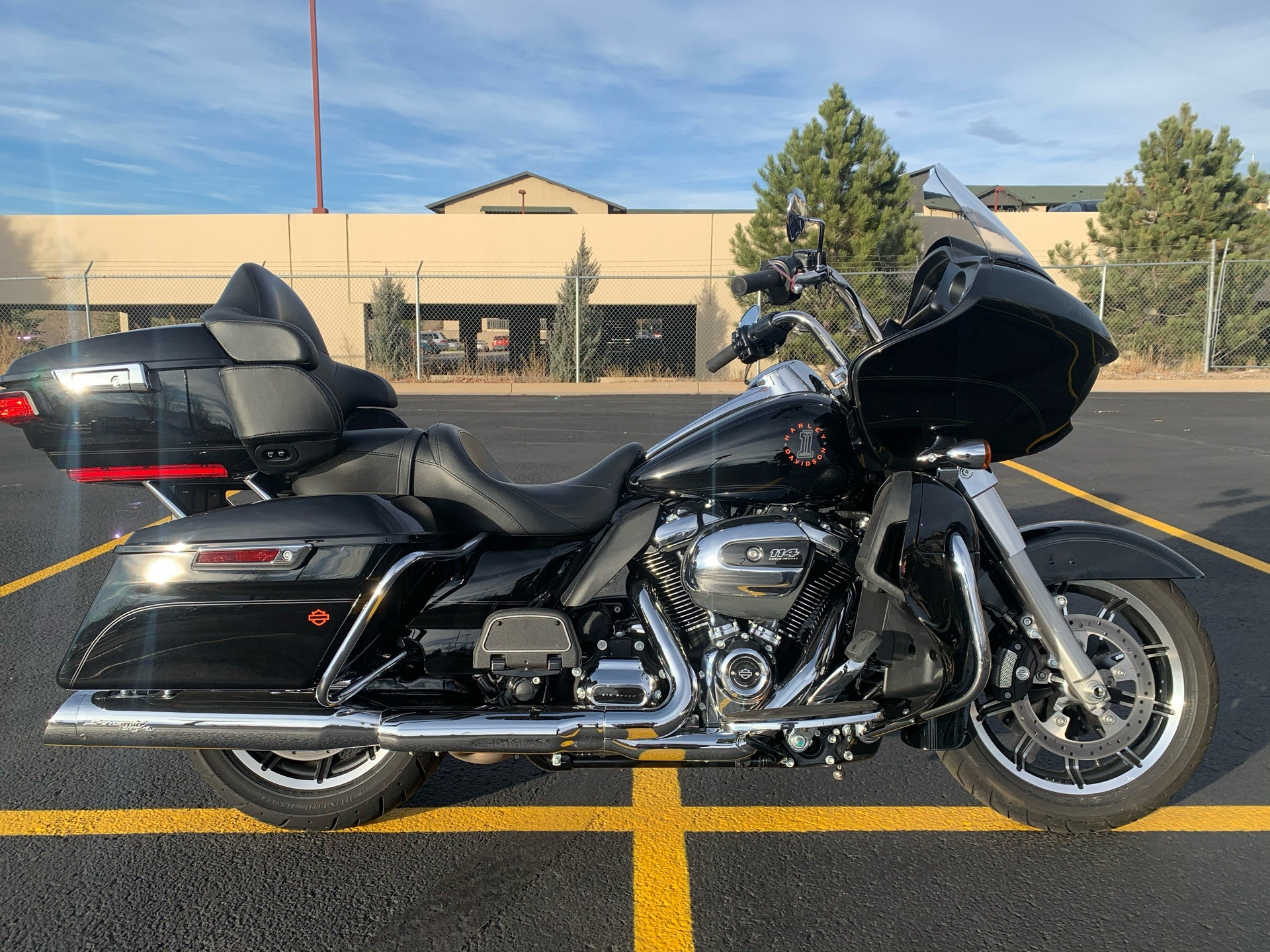 2019 Harley-Davidson Road Glide® Ultra in Colorado Springs, Colorado - Photo 1