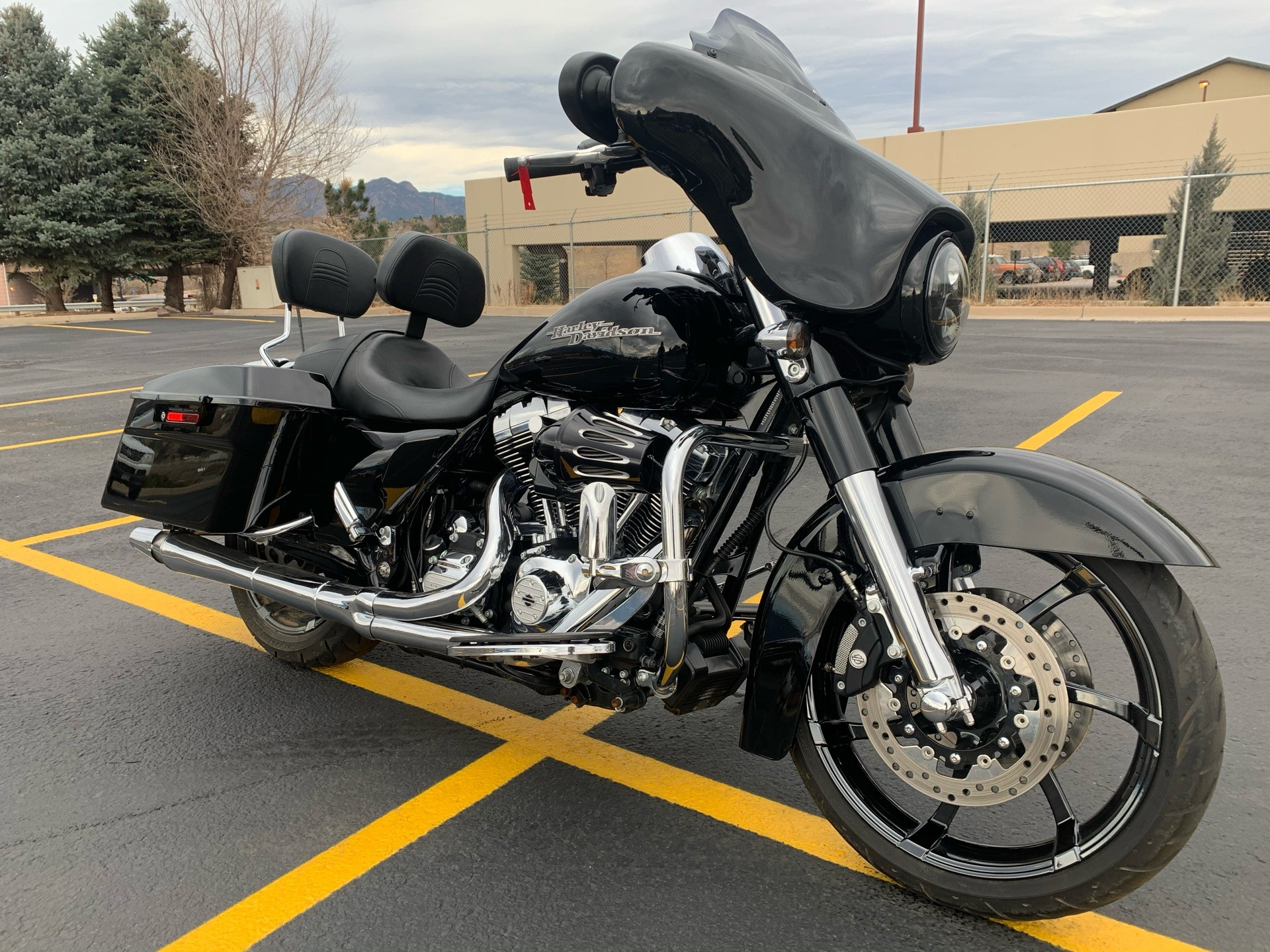 2013 Harley-Davidson Street Glide® in Colorado Springs, Colorado - Photo 2
