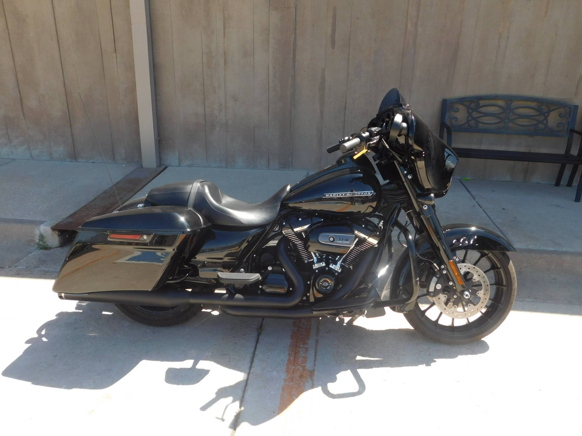 Used 2019 Harley Davidson Street Glide Special Motorcycles In