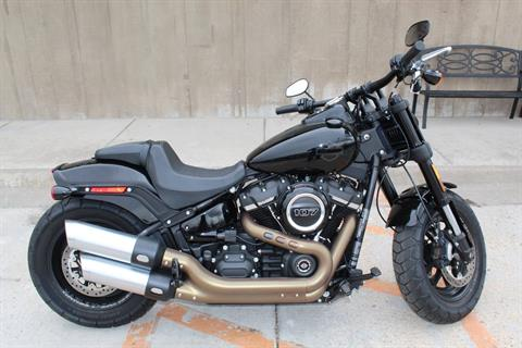 2018 Harley-Davidson Fat Bob® 107 in Colorado Springs, Colorado - Photo 1