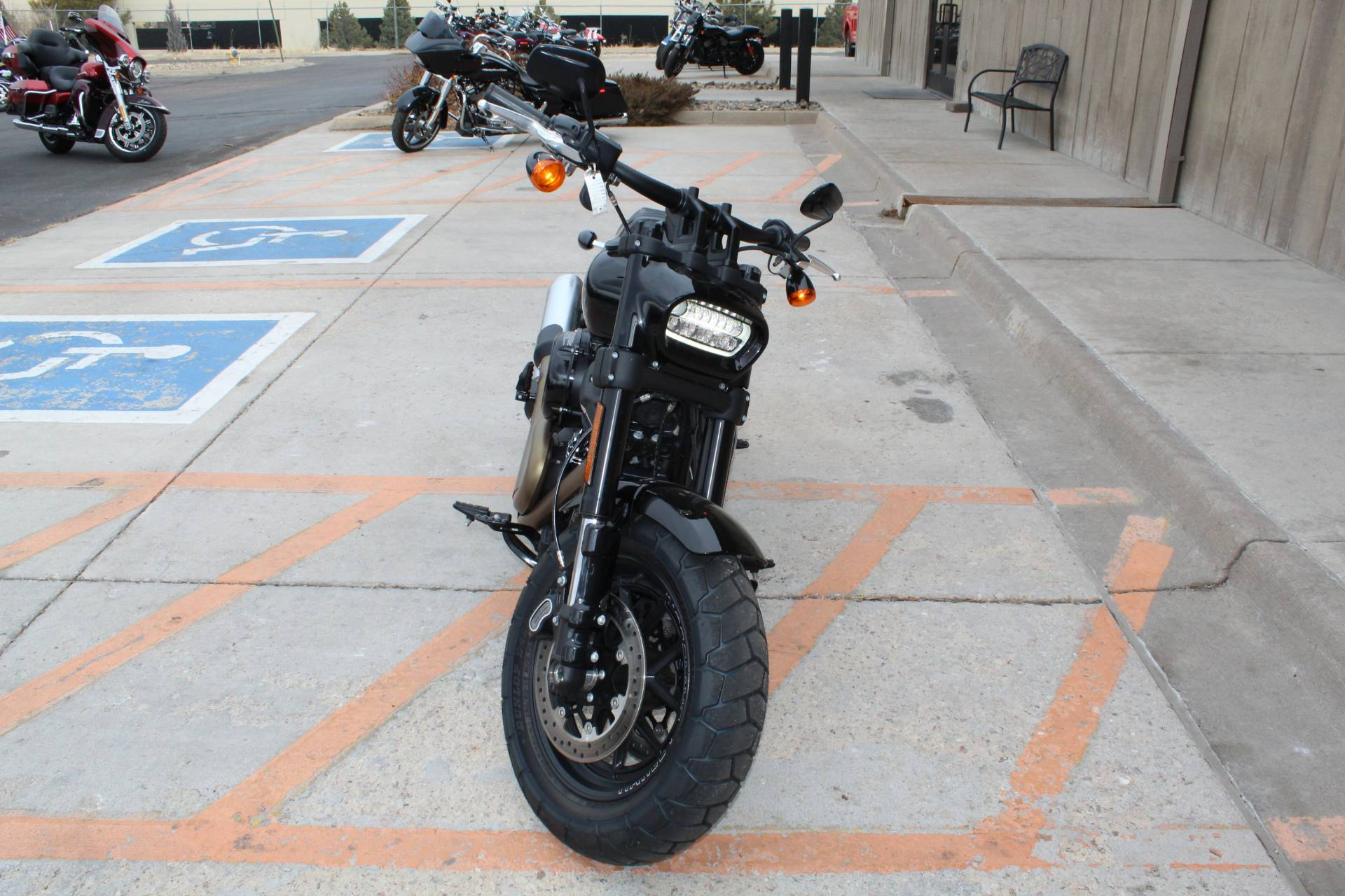 2018 Harley-Davidson Fat Bob® 107 in Colorado Springs, Colorado - Photo 3