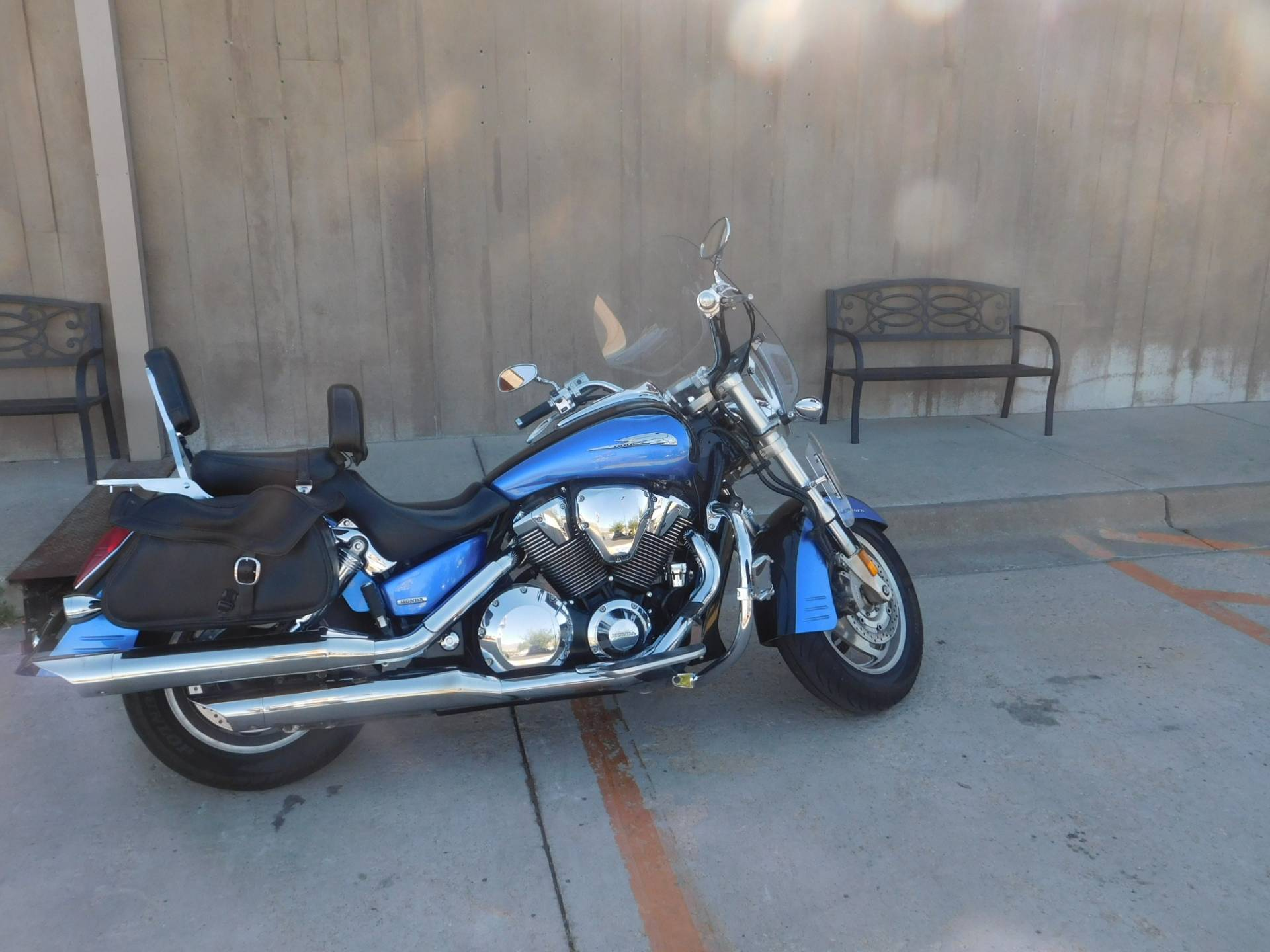 2008 Honda VTX®1800T in Colorado Springs, Colorado - Photo 1
