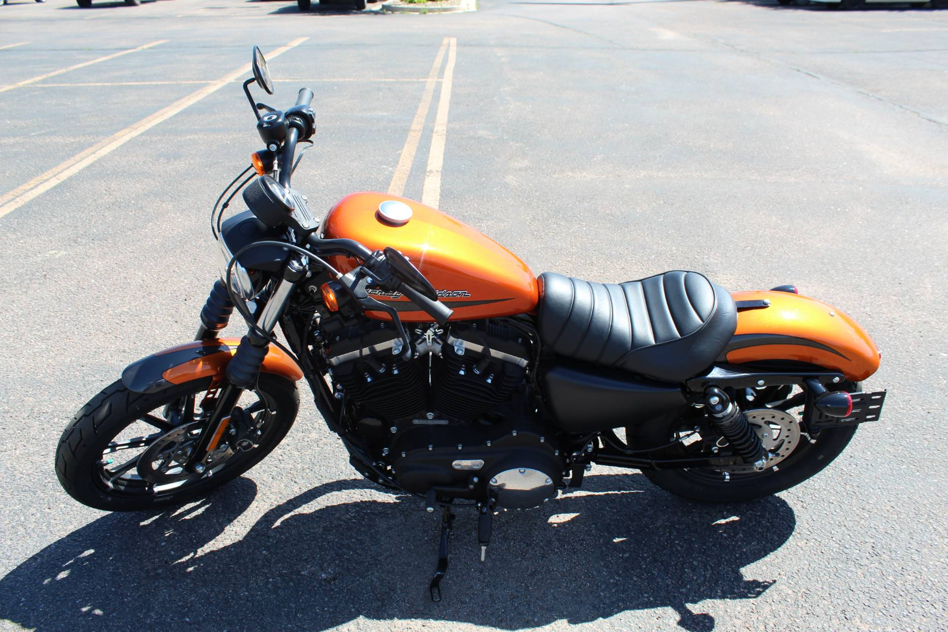 2020 Harley-Davidson Iron 883™ in Colorado Springs, Colorado - Photo 5