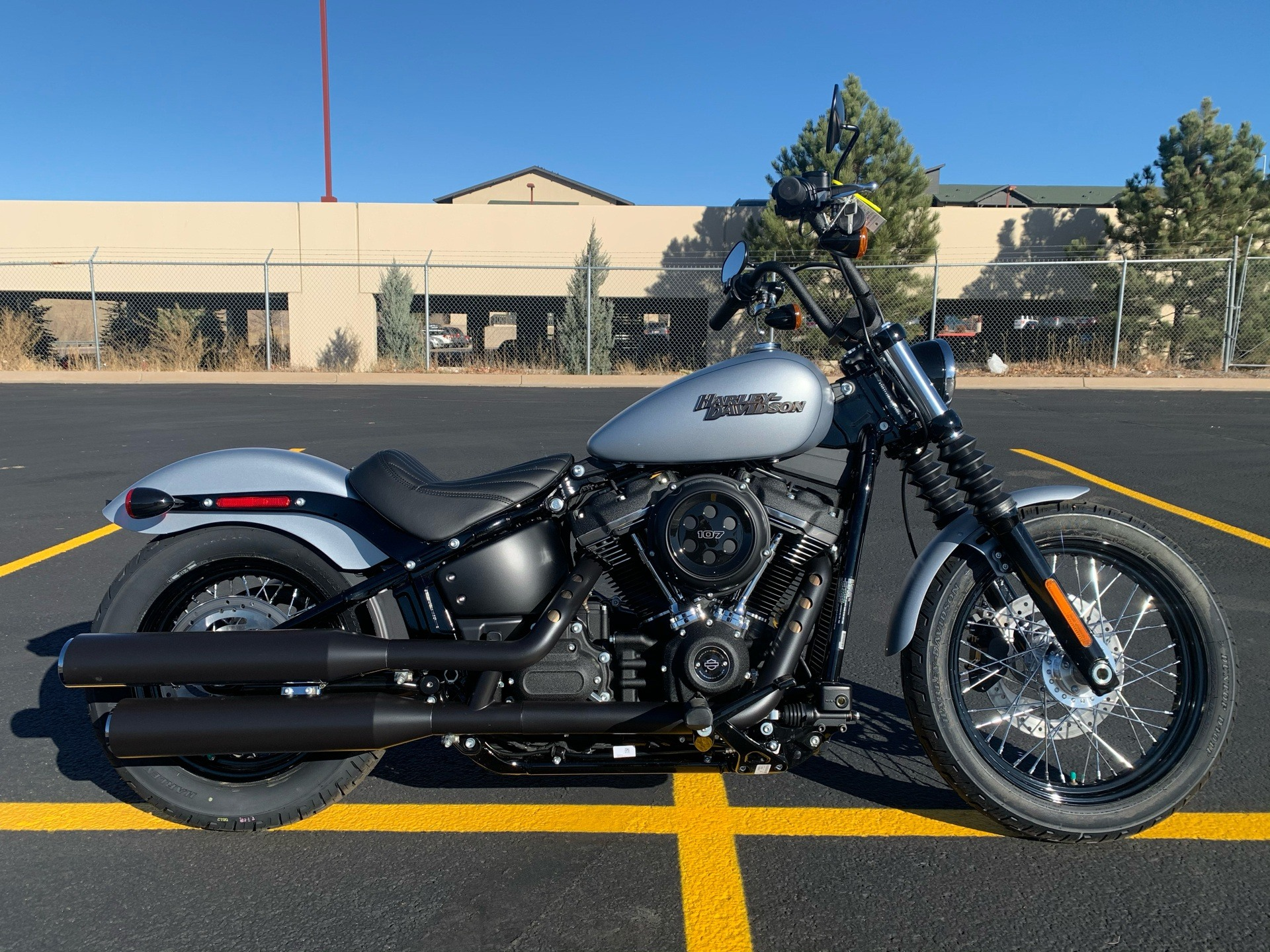2020 Harley-Davidson Street Bob® in Colorado Springs, Colorado - Photo 1