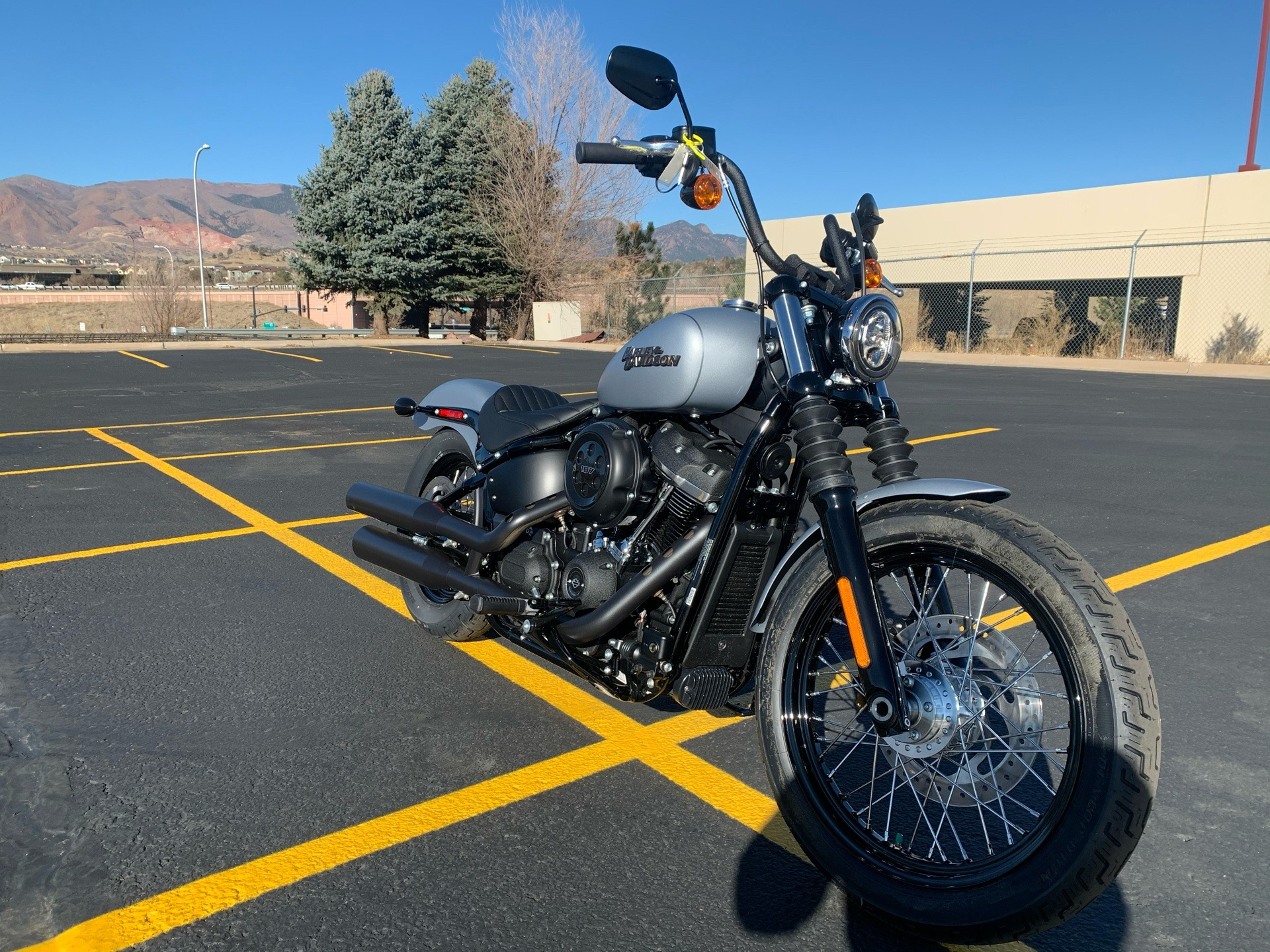 2020 Harley-Davidson Street Bob® in Colorado Springs, Colorado - Photo 2