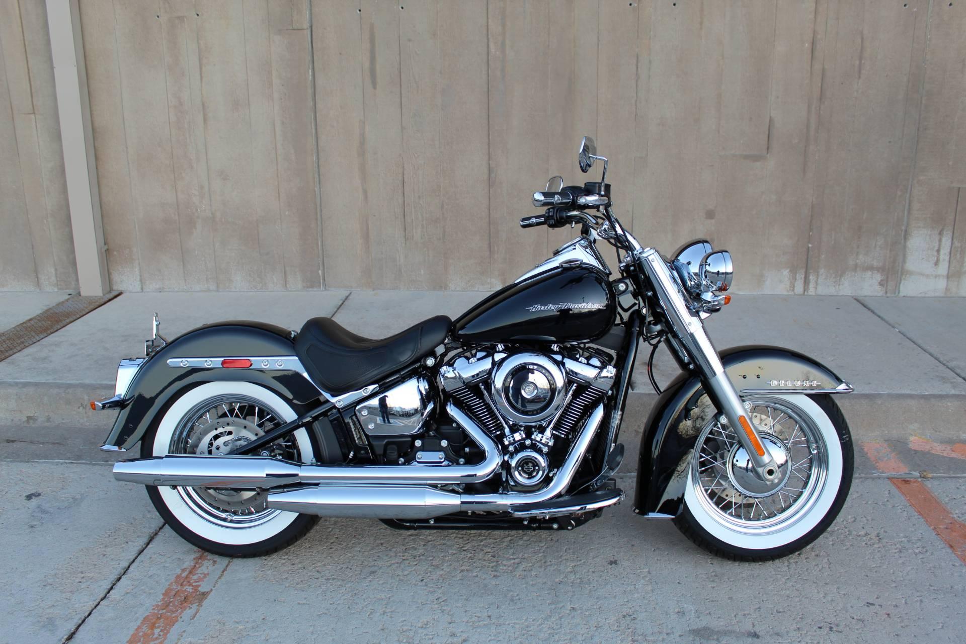 Used Tires Colorado Springs >> 2019 Harley Davidson Deluxe In Colorado Springs Colorado