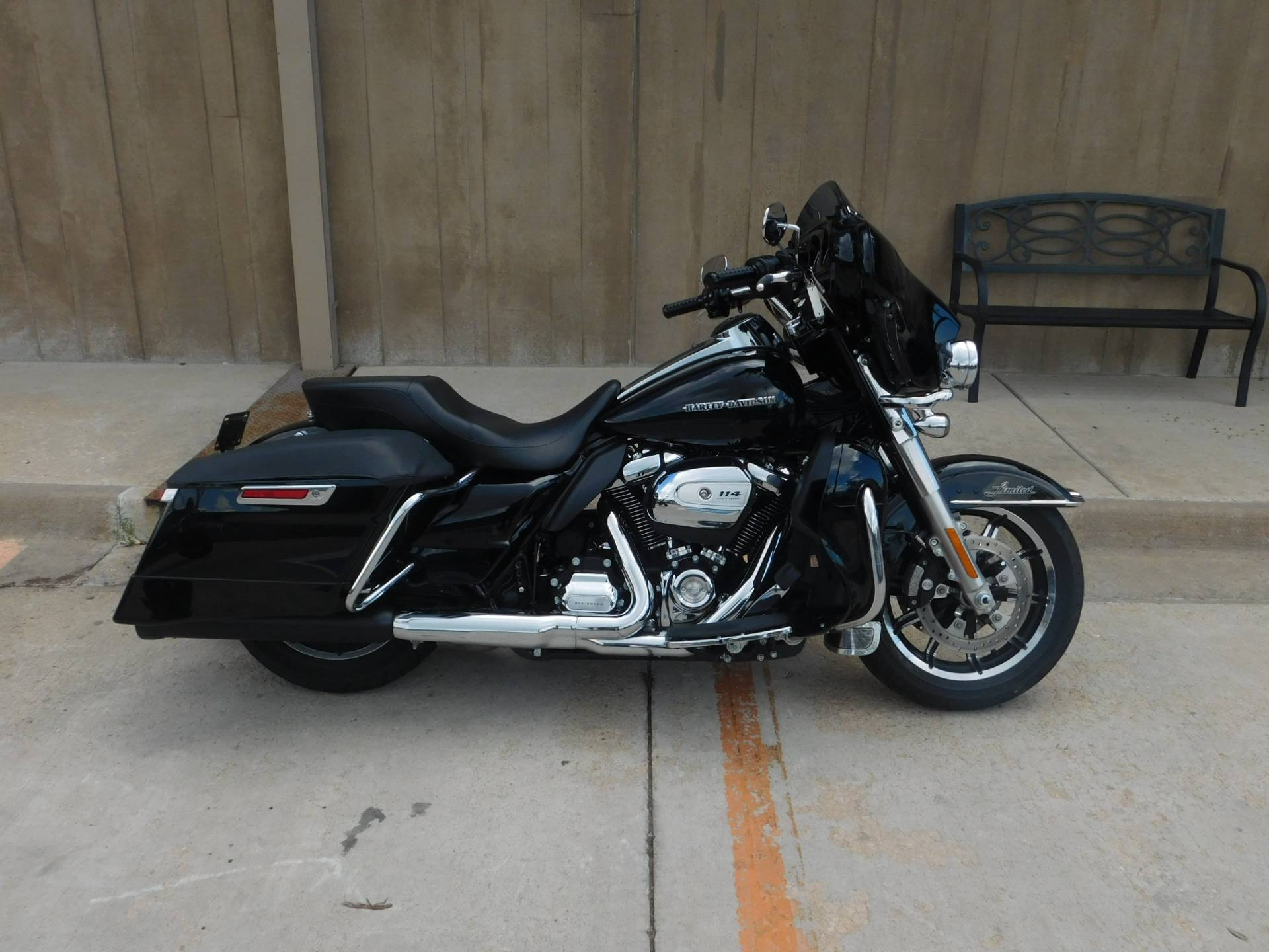 2019 Harley-Davidson Ultra Limited Low in Colorado Springs, Colorado - Photo 1