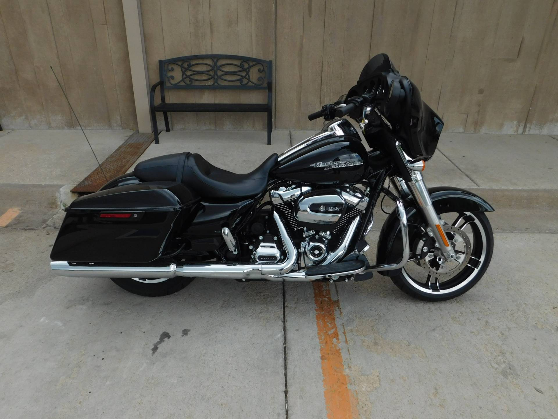 2019 Harley-Davidson Street Glide® in Colorado Springs, Colorado - Photo 1