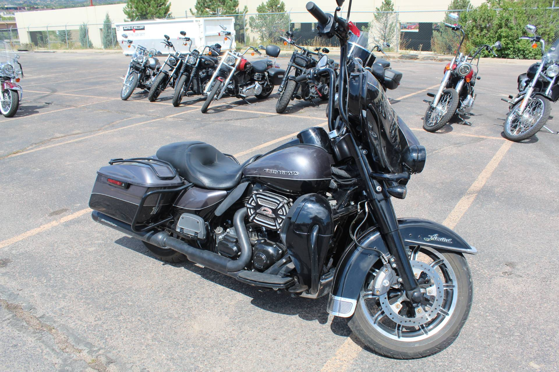 2014 Harley-Davidson Ultra Limited in Colorado Springs, Colorado - Photo 2