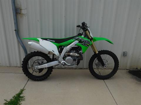 2019 Kawasaki KX 450 in Colorado Springs, Colorado