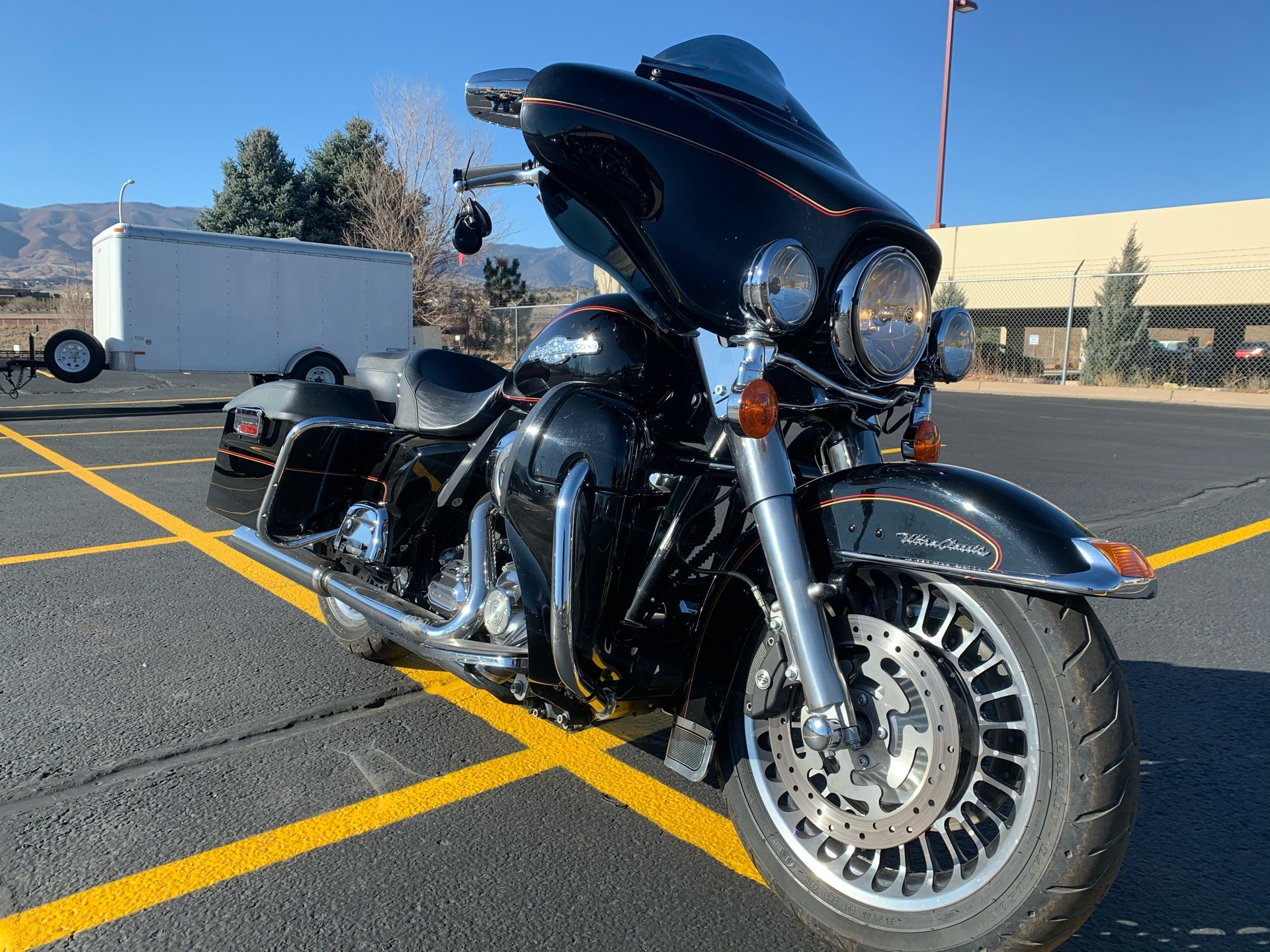 2009 Harley-Davidson Ultra Classic® Electra Glide® in Colorado Springs, Colorado - Photo 2