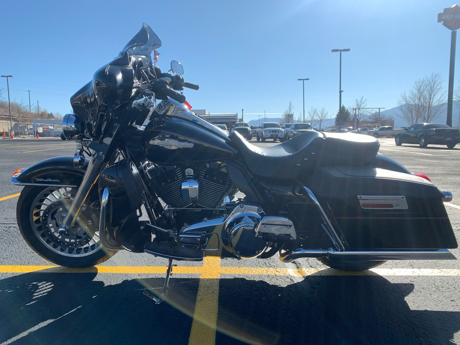 2009 Harley-Davidson Ultra Classic® Electra Glide® in Colorado Springs, Colorado - Photo 5