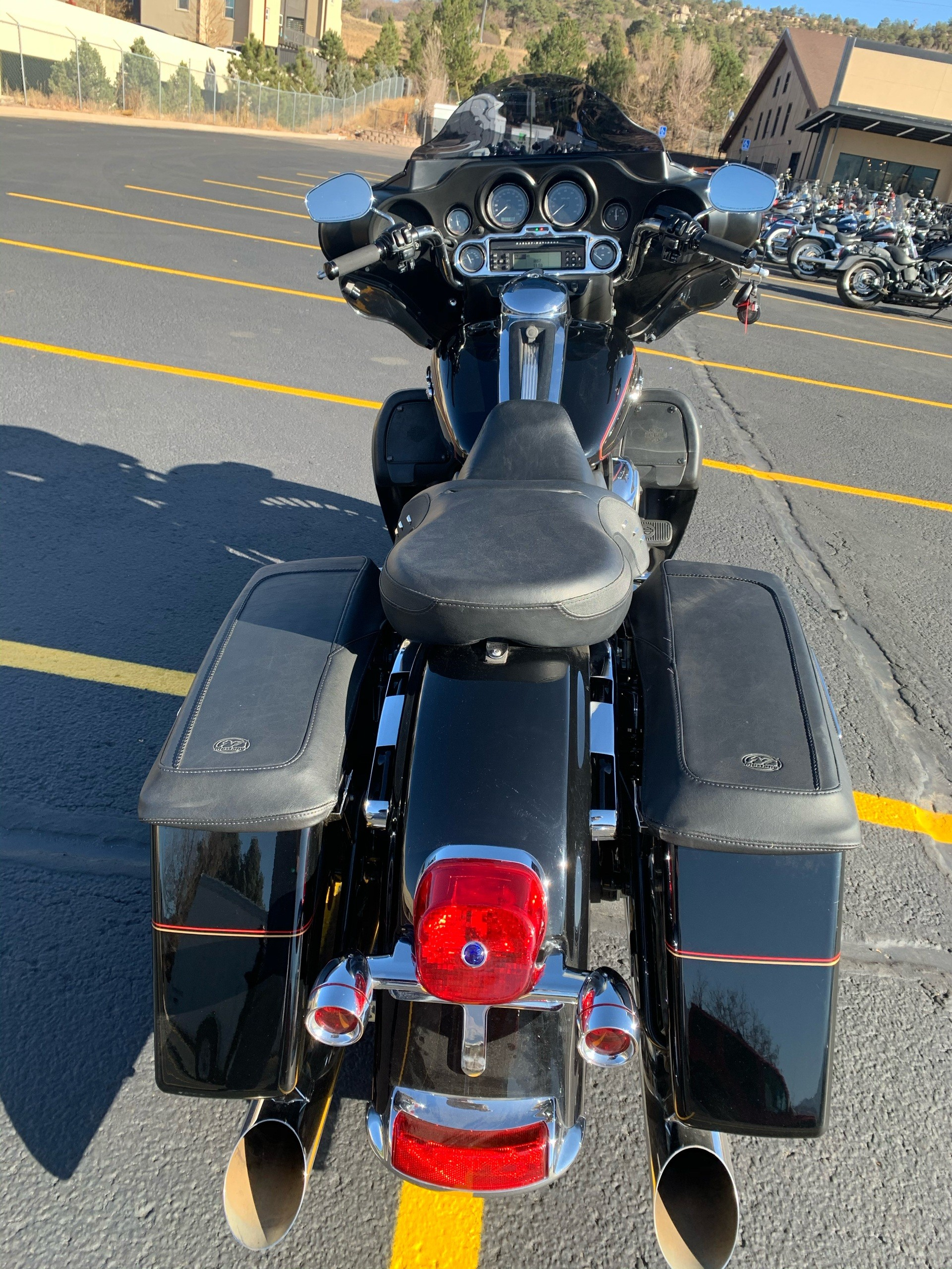 2009 Harley-Davidson Ultra Classic® Electra Glide® in Colorado Springs, Colorado - Photo 7