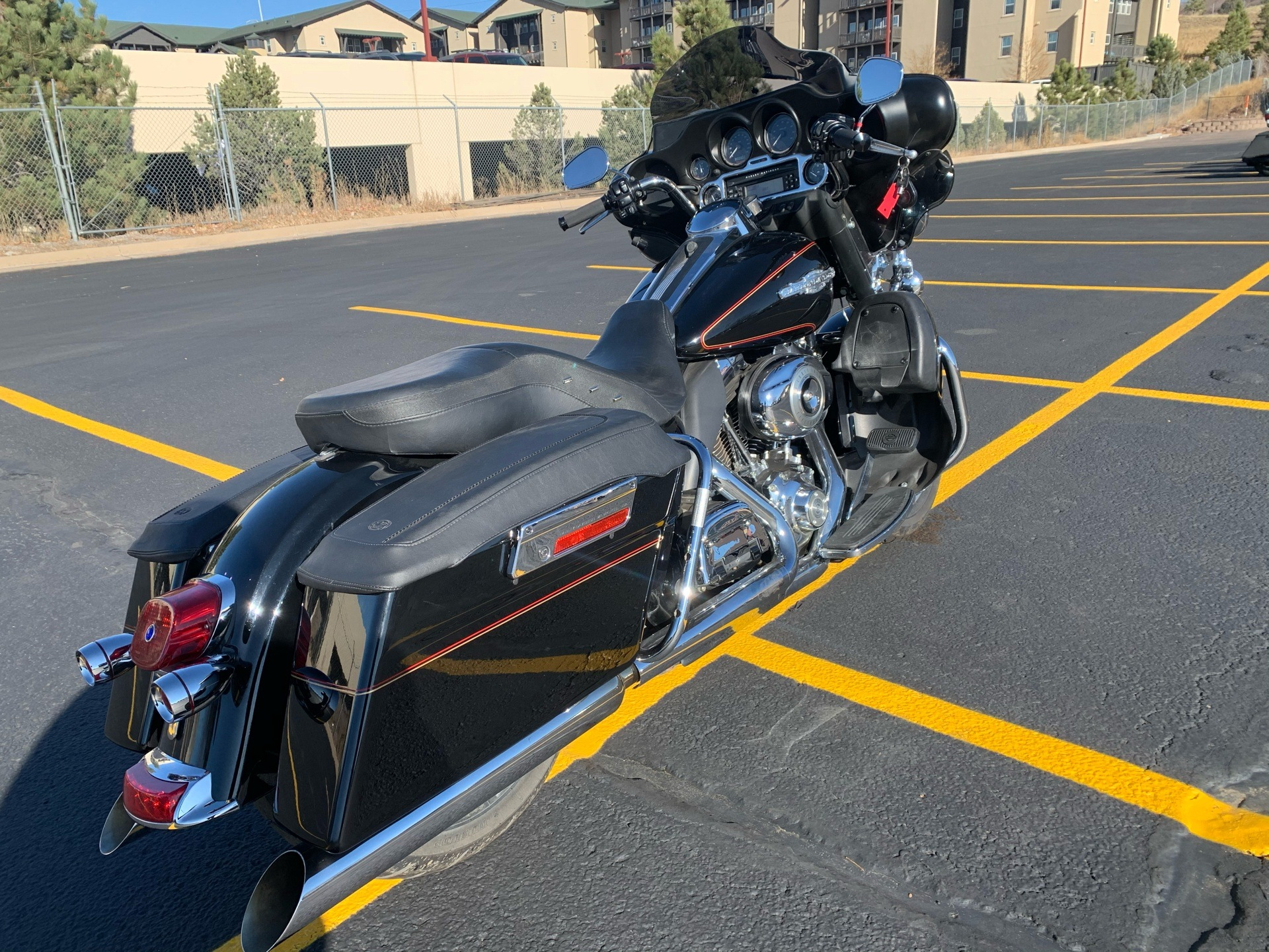 2009 Harley-Davidson Ultra Classic® Electra Glide® in Colorado Springs, Colorado - Photo 8