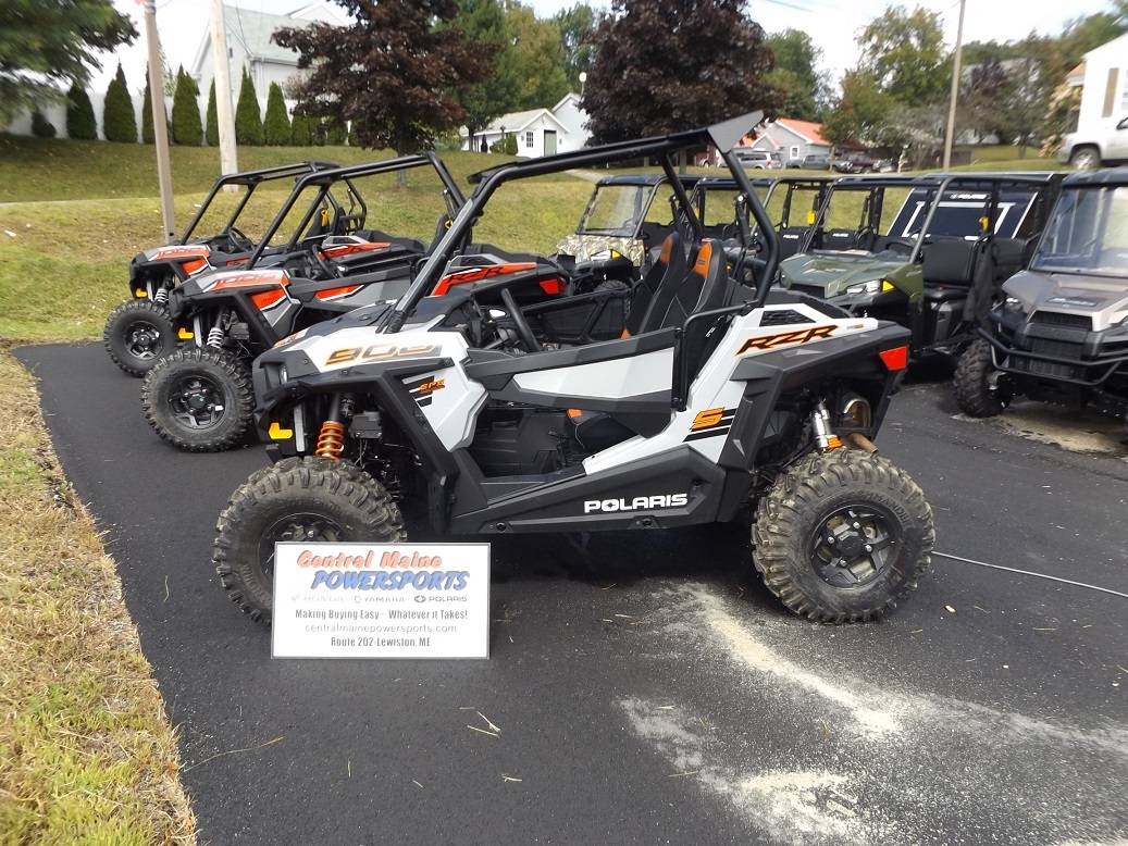 2019 Polaris RZR S 900 EPS in Lewiston, Maine - Photo 1