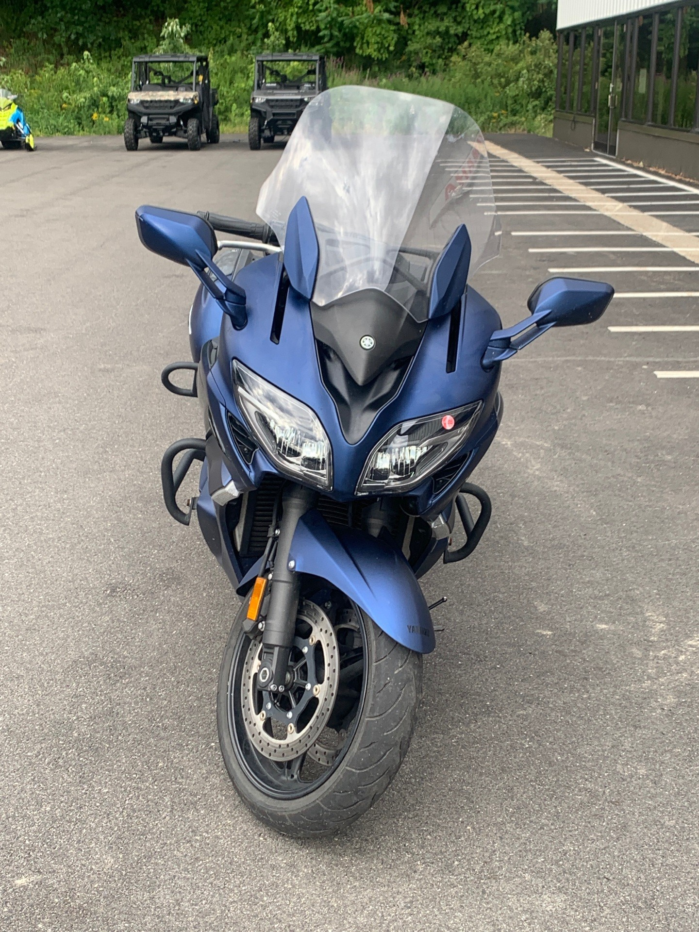 2018 Yamaha FJR1300A in Lewiston, Maine - Photo 2