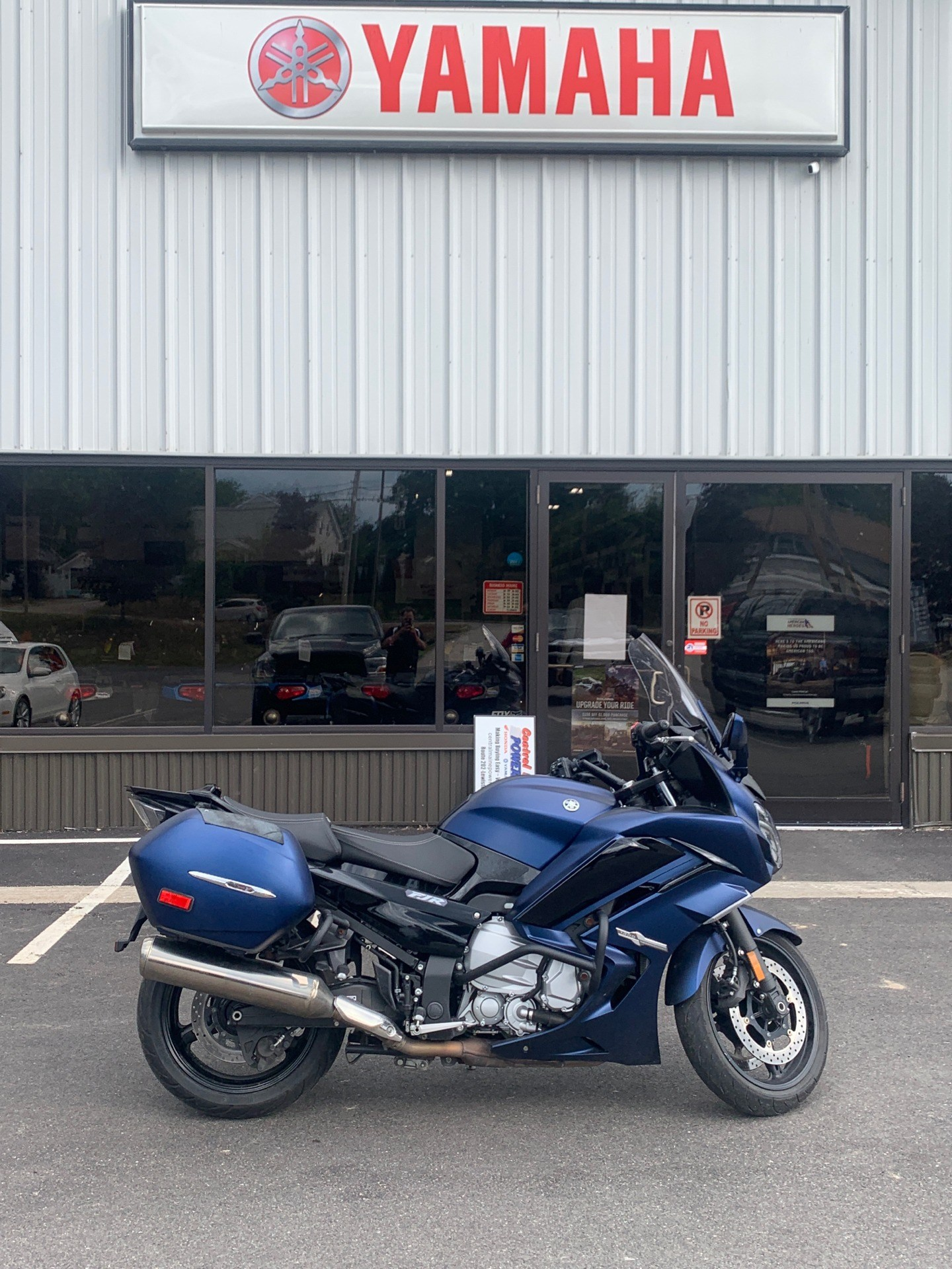 2018 Yamaha FJR1300A in Lewiston, Maine - Photo 3