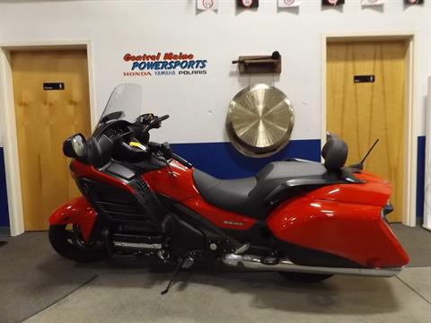 2013 Honda Gold Wing® F6B in Lewiston, Maine
