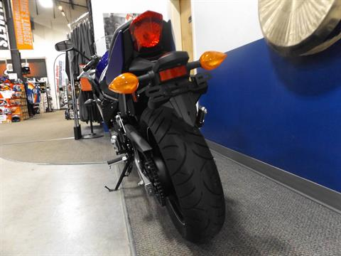 2013 Yamaha FZ6R in Lewiston, Maine