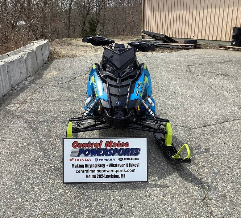 2019 Polaris 850 Switchback Pro-S SnowCheck Select in Lewiston, Maine - Photo 1