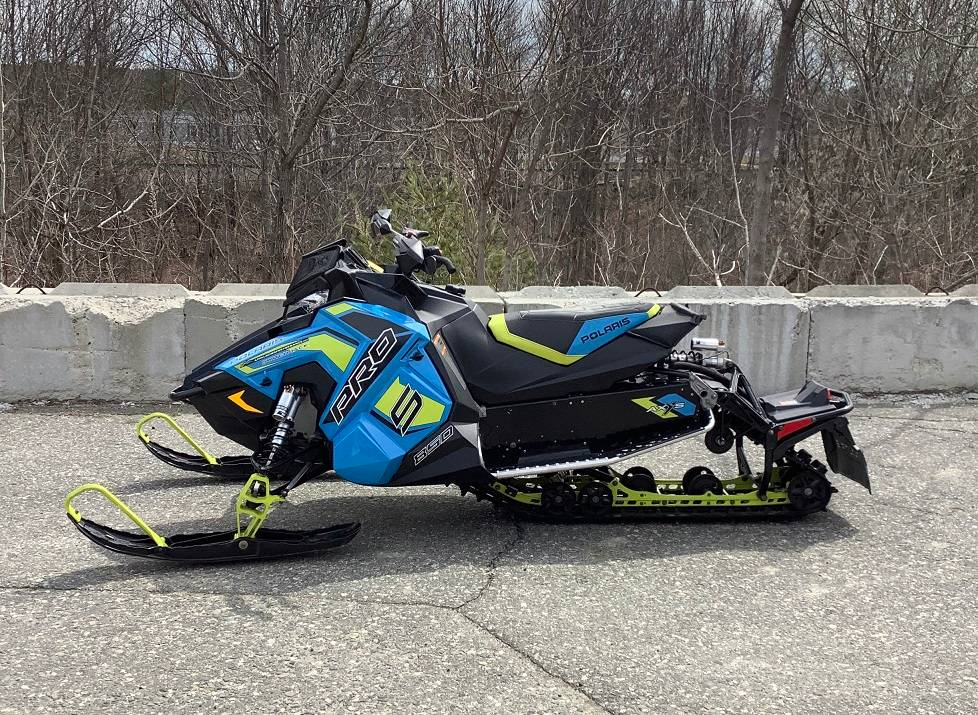 2019 Polaris 850 Switchback Pro-S SnowCheck Select in Lewiston, Maine - Photo 2
