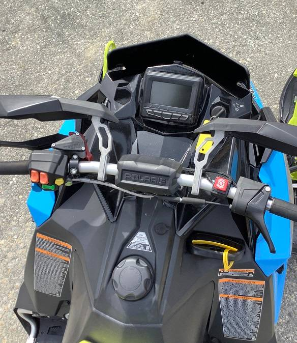 2019 Polaris 850 Switchback Pro-S SnowCheck Select in Lewiston, Maine - Photo 3