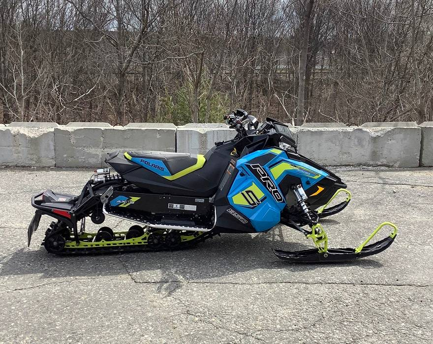 2019 Polaris 850 Switchback Pro-S SnowCheck Select in Lewiston, Maine - Photo 5