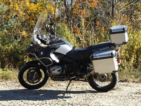 2011 BMW R 1200 GS Adventure in Lewiston, Maine