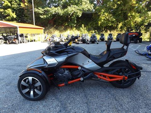 2015 Can-Am Spyder® F3-S SE6 in Lewiston, Maine