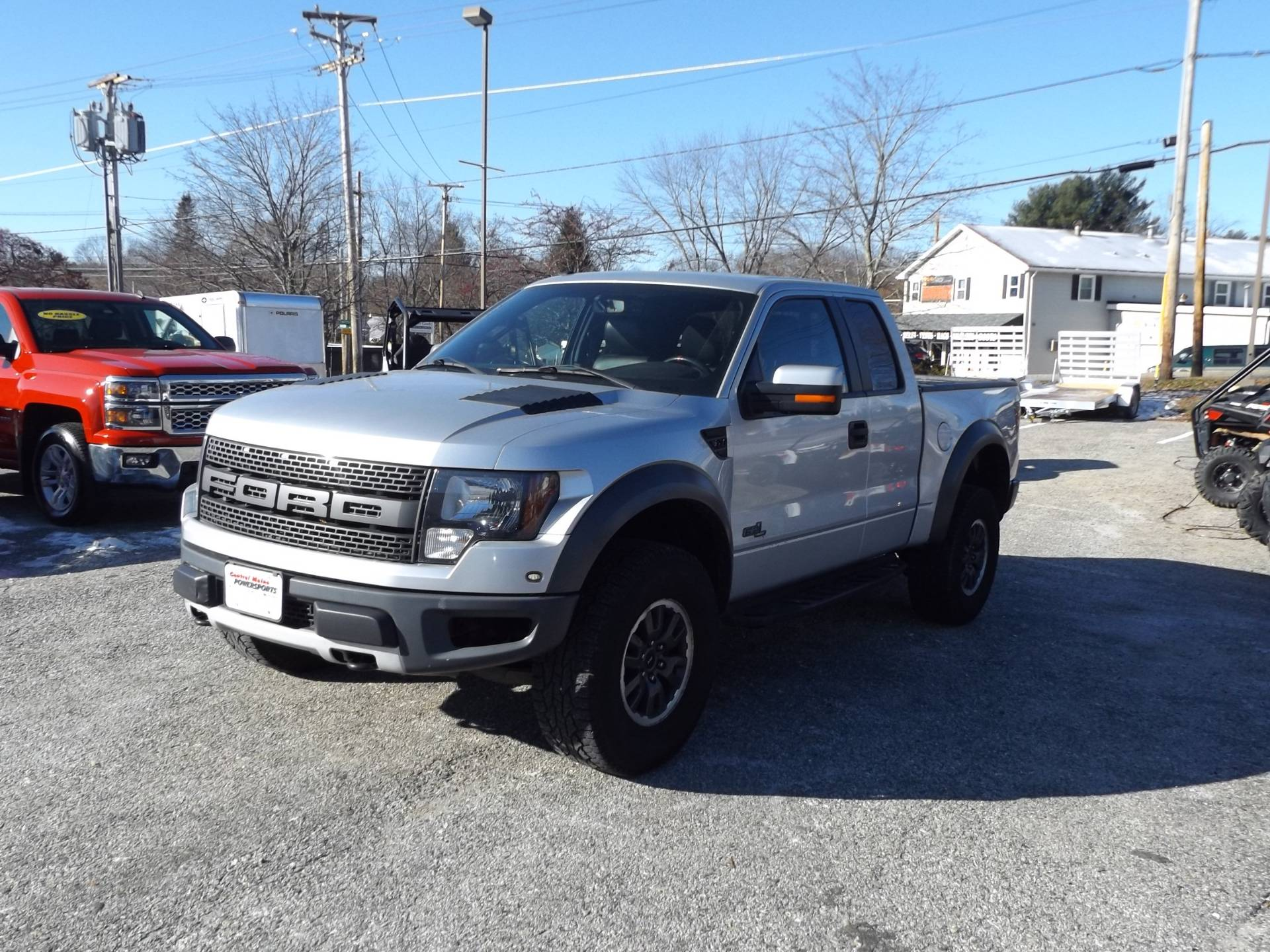 2011 Ford F-150 Raptor in Lewiston, Maine - Photo 1