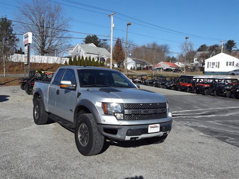 2011 Ford F-150 Raptor in Lewiston, Maine - Photo 2
