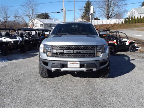 2011 Ford F-150 Raptor in Lewiston, Maine - Photo 3